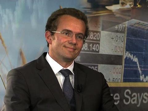 Gilles Bogaert Directeur Général Adjoint en charge des Finances de Pernod Ricard,