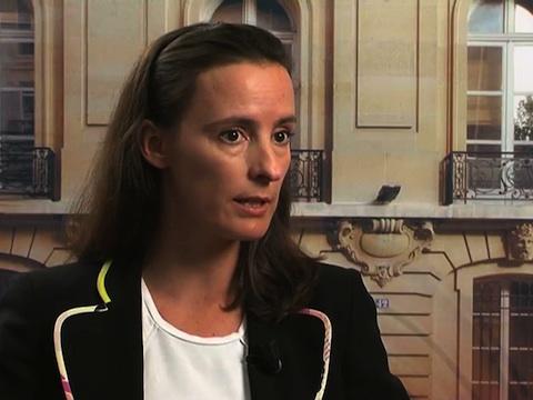 """Catherine Mallet Directrice Financière Actia : """"Avec les nouveaux produits, pas d'inquiétude pour l'activité 2021"""""""