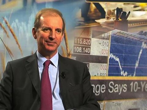 Thibault de Tersant Directeur Financier Dassault Systèmes