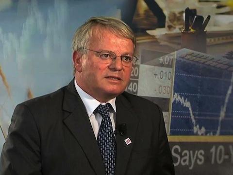 Christian Lefèvre Directeur Général Bourbon