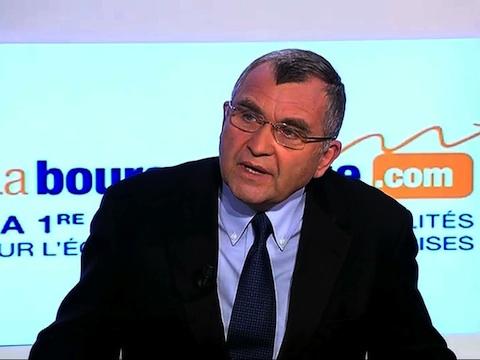 Interview Xavier Fontanet Président d'Essilor : Extrait du débat économique diffusé en janvier 2012