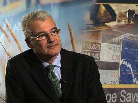 Bertrand Rambaud Président du Groupe Siparex