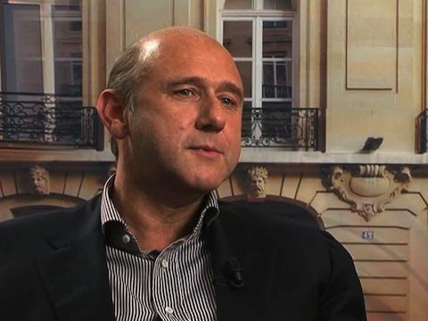 Jean-Philippe Roesch Directeur Général Econocom