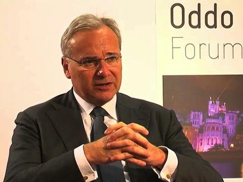 Interview de Dominique Louis Président du Directoire Assystem au Forum Oddo Midcap 2012