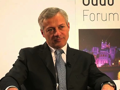 Emmanuel Viellard Vice-Président de Lisi