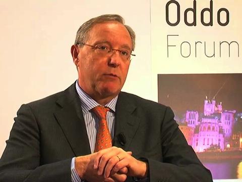 Eric Marée, Président du Directoire de Virbac