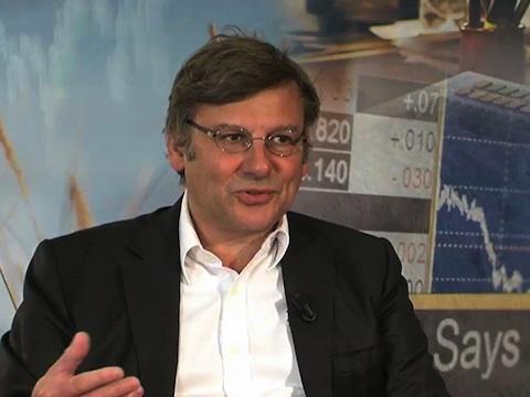 Xavier Lépine Président du Directoire d'UFG-LFP
