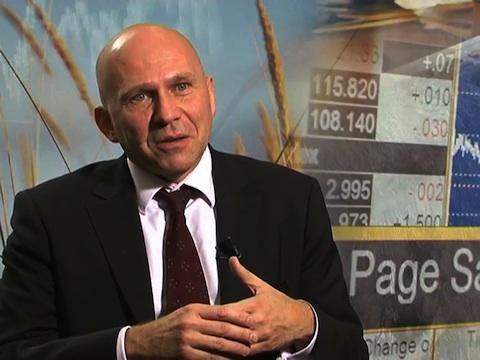 Vincent Houtteville Analyste Henderson Global Investors.