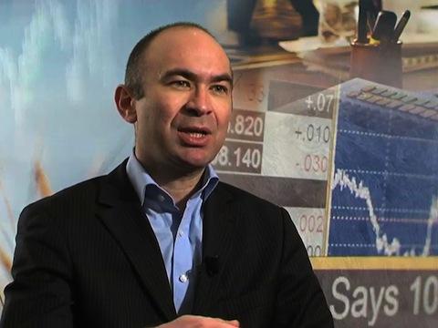 Bourse : Interview de Bernard Aybran Directeur de la Multigestion Invesco AM (29/01/2012)