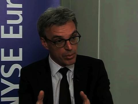Marc le Bozec Directeur financier Cellectis