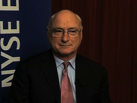 Alain de Salaberry Président du Directoire de Quantel