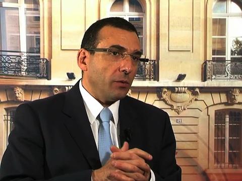 Alain Bokobza Responsable Allocation d'Actifs Mondiale Société Générale