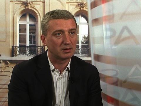 David Ganozzi Directeur Général Fidelity Gestion
