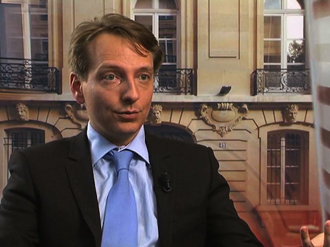 Aymeric Diday Gérant Banque Pictet Paris