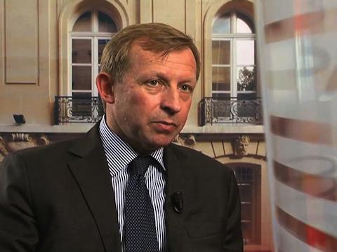 Christophe Brulé Président Entheca Finance