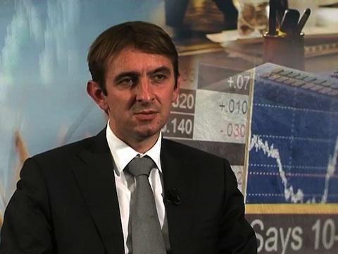 Olivier Raingeard Chef économiste Banque Neuflize OBC