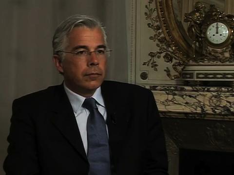 Fabrice Demarigny Responsable Marchés de Capitaux chez Mazars