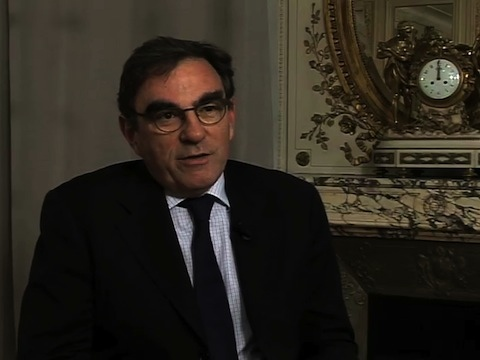 Antoine de Salins Directeur des Gestions Groupama AM