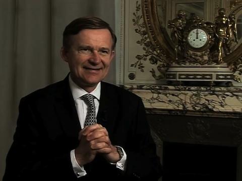 Patrick Legland Directeur Global de la Recherche Société Générale