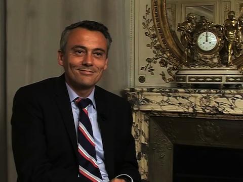 Eric Wohleber Directeur Général de BlackRock France
