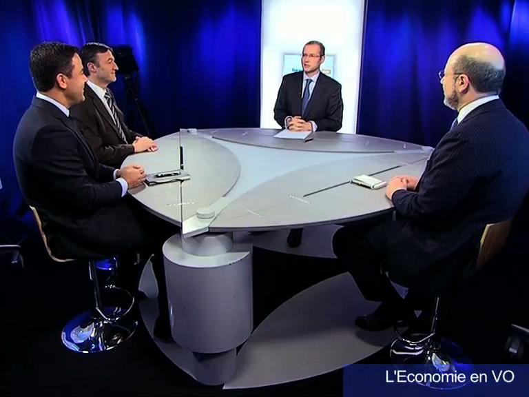 L'Économie en VO : Marc Diouane Executive Vice-Président PTC et Edouard Fourcade Directeur Général SAS Institute (3ème partie)