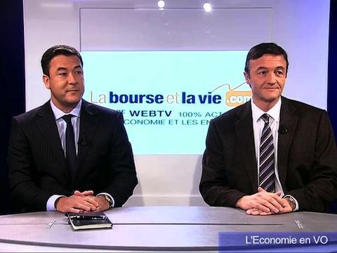 L'Économie en VO : Marc Diouane Executive Vice-Président PTC et Edouard Fourcade Directeur Général SAS Institute (1ère partie)