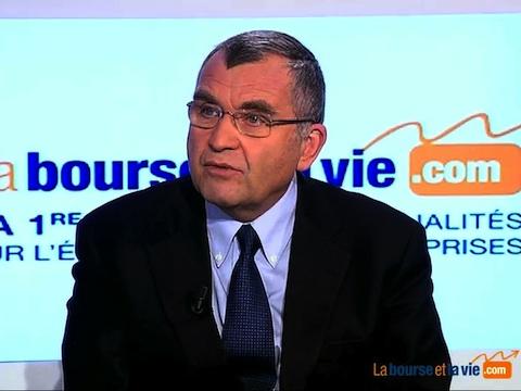 Jean-Luc Hivert Président La Française Asset Management : «On a toujours une pondération actions importante»