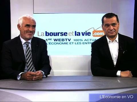 L'Économie en VO : Débat économique avec Yves Bouget (HF Company) et Philippe Benacin (Inter Parfums), la 1ère partie