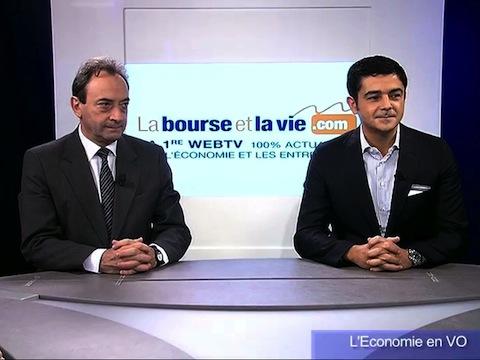 L'Économie en VO : Débat économique avec Georges Liberman Pdg Xiring et Eric Cohen Pdg Keyrus (2ème partie)