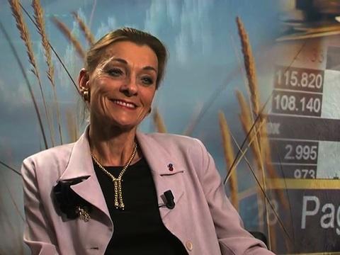 Isabelle de Kerviler Rapporteur de l'avis au Conseil Economique Social et Environnemental sur la compétitivité