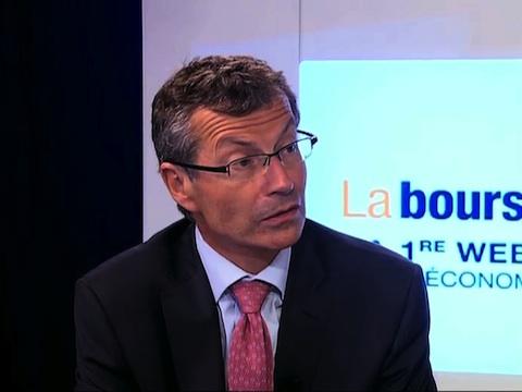 """L'Économie en VO : François Enaud Pdg de Steria : """"La Mondialisation oblige à des transformations du mode de pensée"""""""