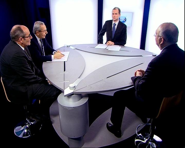 L'économie en VO Spécial Bourse 2010 :  le débat économique (3ème partie)