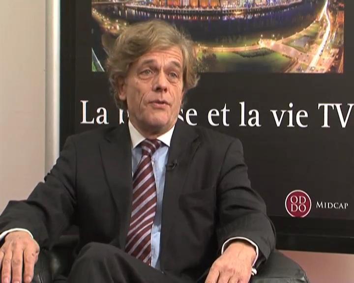 Erick Rostagnat Directeur général en charge des Finances GL events