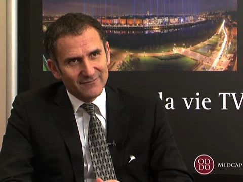 Interview de Guy Mamou-Mani Co-Président Groupe Open