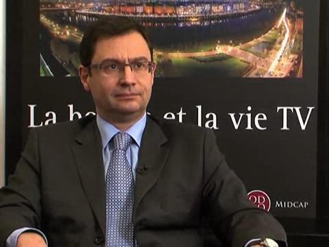 Interview de Hervé Rochet Directeur financier Manitou (Oddo Midcap à Lyon 7/8 janvier 2010)
