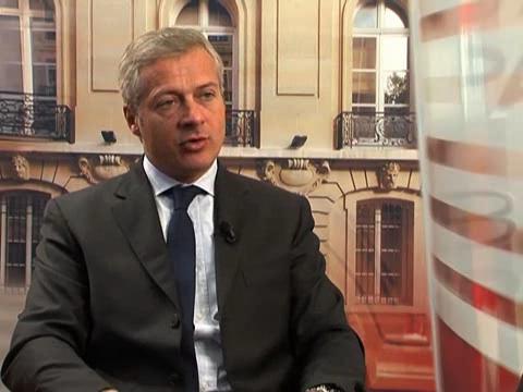 Emmanuel Viellard Vice-Président Lisi sur les résultats annuels 2009