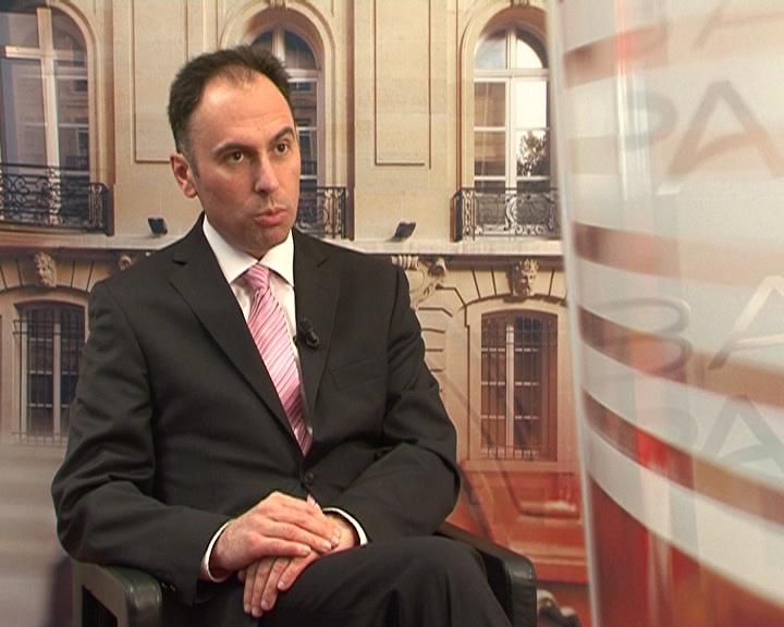 Hugues Vaussy Directeur financier Eurofins sur les résultats annuels 2009