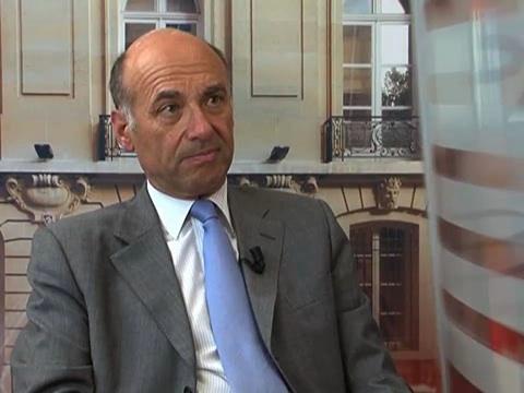 Jean-Marie Paluel-Marmont Pdg Compagnie Lebon sur les résultats semestriels 2010