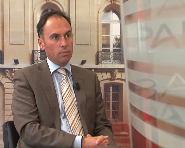 Hugues Vaussy Directeur Financier Eurofins sur les résultats semestriels 2010