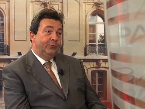 Jean-Maurice Fritsch Président du Directoire Osiatis sur les résultats semestriels 2010