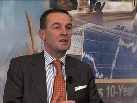 Patrick de Fraguier Directeur de la Stratégie Amundi : Interview du 7 mars 2011