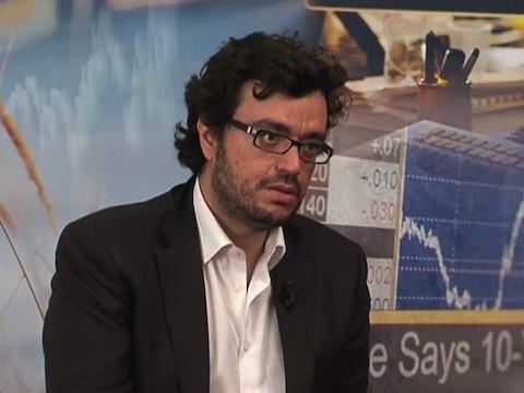 Pablo Pérez Garcia-Villoslada Directeur Financier Antevenio sur les résultats annuels 2010