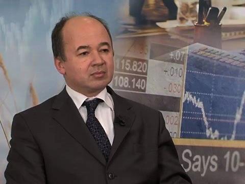 Interview Xavier Denis Economiste et Stratégiste Société Générale Private Banking