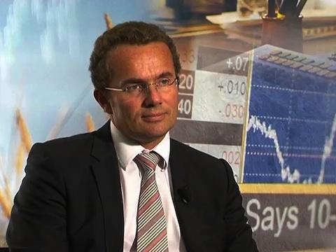 Interview de Gilles Bogaert Directeur Financier Pernod Ricard sur les résultats annuels 2011/2012