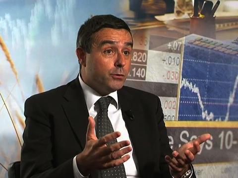 Loïc Jenouvrier Directeur Général Finances et Juridique Edenred sur les résultats semestriels 2012