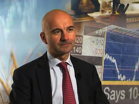 Actualité économique : Interview de Bruno Cavalier Chef économiste chez Oddo et Cie