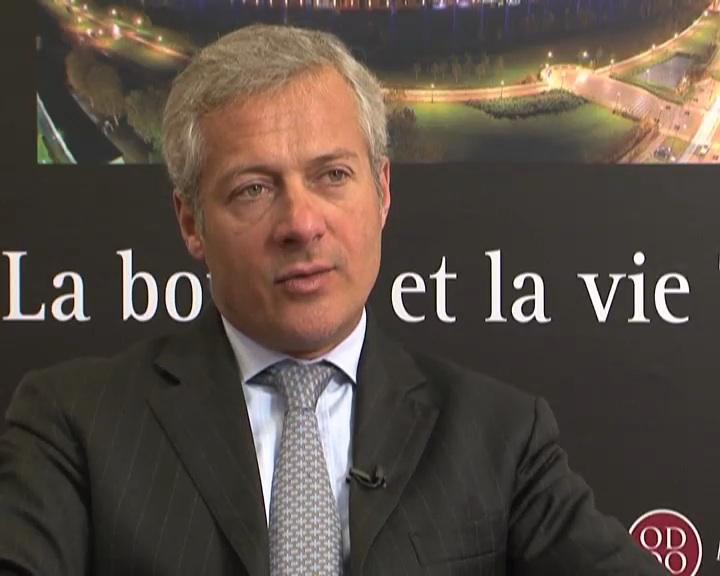 Emmanuel Viellard Vice-Président Lisi sur la stratégie et les perspectives 2010