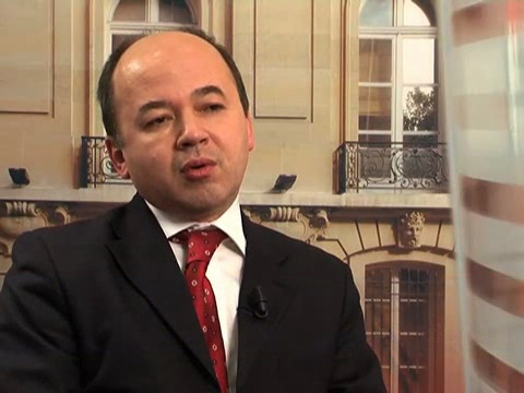 Xavier Denis Economiste et Stratégiste SG Private Banking