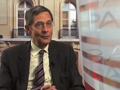 Interview de Philippe d'Arvisenet Chef économiste BNP-Paribas sur Europe