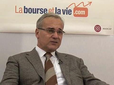 Interview de Dominique Louis Président du Directoire Assystem (Oddo Midcap 2011)